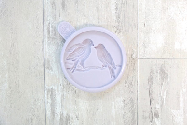 Cupcake Top - Love Birds Mould