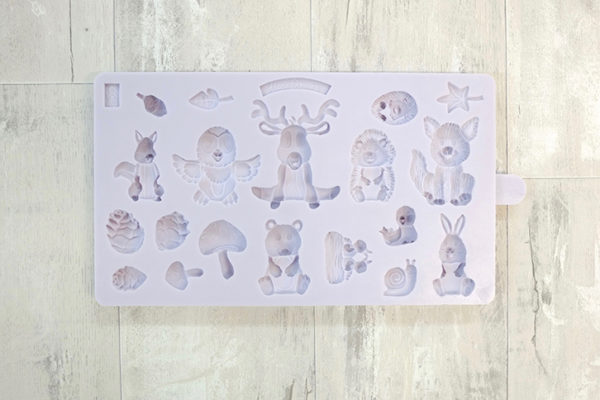 Woodland Animals Mould