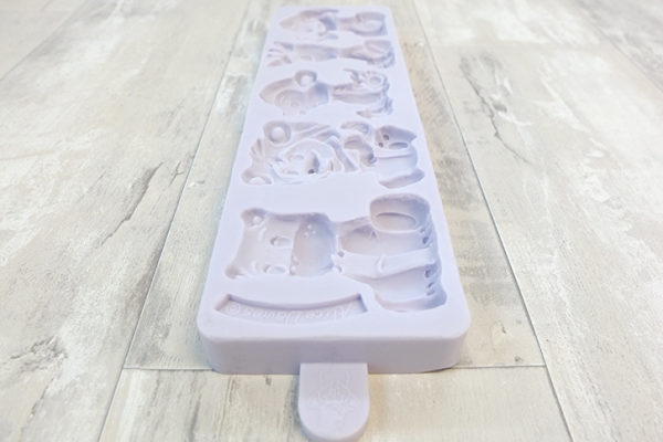 Jungle Animals Mould