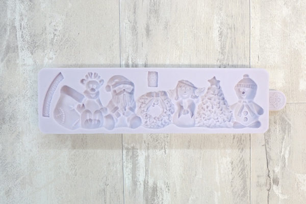 Christmas Border Mould