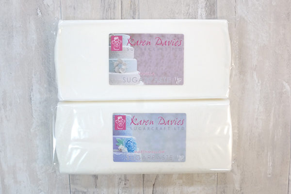 Karen Davies Sugarcraft Sugarpaste