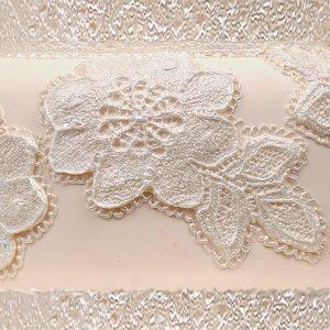 2 Lace Rose Piece Mould