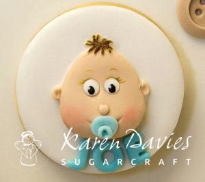 Cupcake Top - Baby Mould