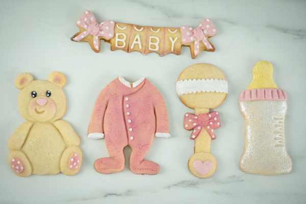 Baby Cookie Mould