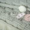 Rustic Basket Weave Mould