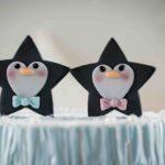 Star Penguin Mould