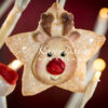 Star Reindeer Mould