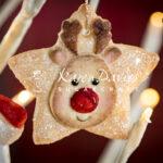Star Reindeer Mould
