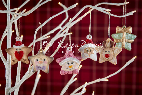 Christmas Stars Mould