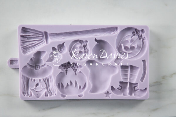 Halloween Cookie Mould