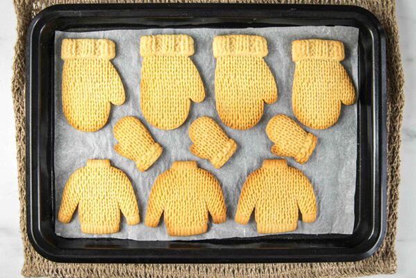 Knitwear Cookie Mould