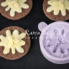 Christmas Pudding - Cupcake Top Mould