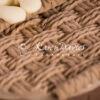 Rustic Basketweave Mould