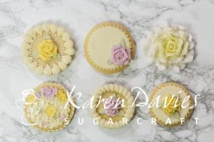 Cupcake Top - Three Roses Mould