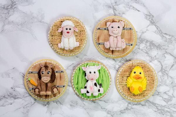 Farm Animals Mould