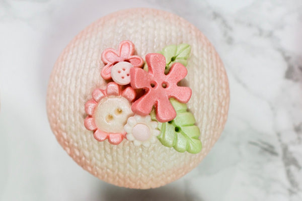 Flower Buttons Mould