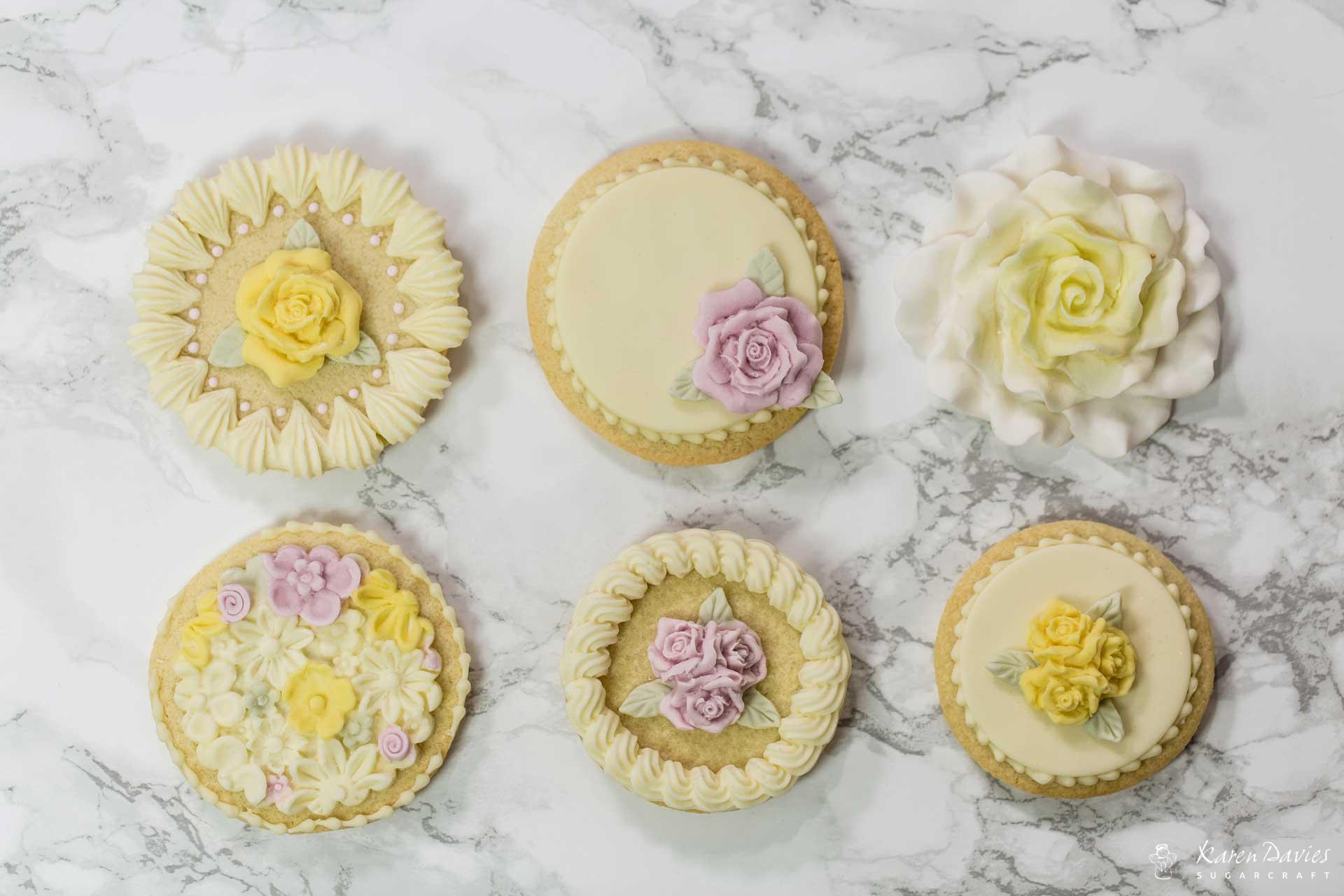 Sugar Flowers – Karen Davies Cakes