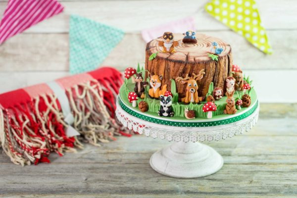 Rustic Woodland Bark