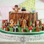 Woodland Animals Mould