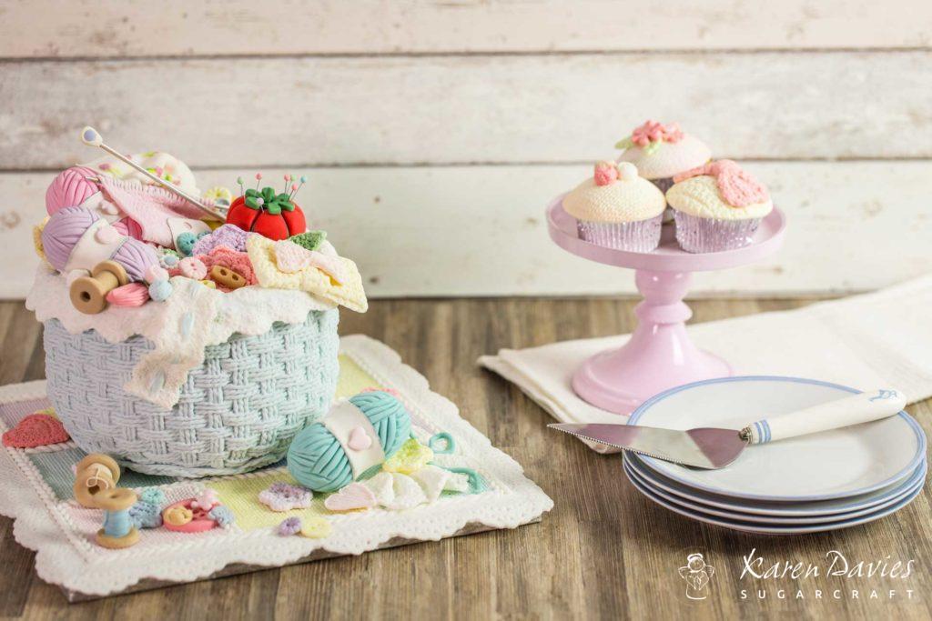 Crochet Bow Mould