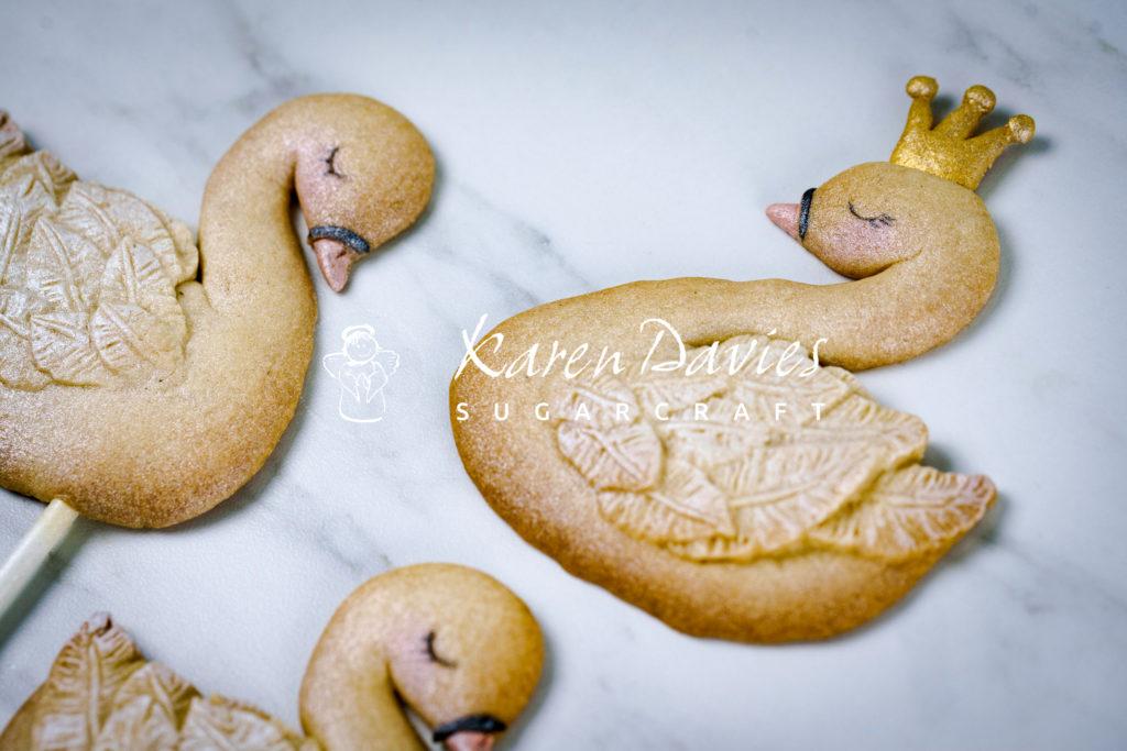 Swan Cookie Mould