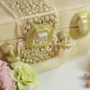 Ornate Pearl Effect Mould