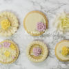 Three Rose Cupcake Mould