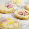 Three Rose Cupcake Mould