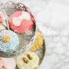 Flower Button Mould