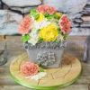 Hydrangea Cupcake Mould