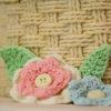Crochet Flower & Leaf Mould
