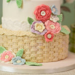 Crochet Flower & Leaf Mould