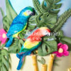 Tropical Birds Mould
