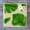 Tropical Leaves Mould
