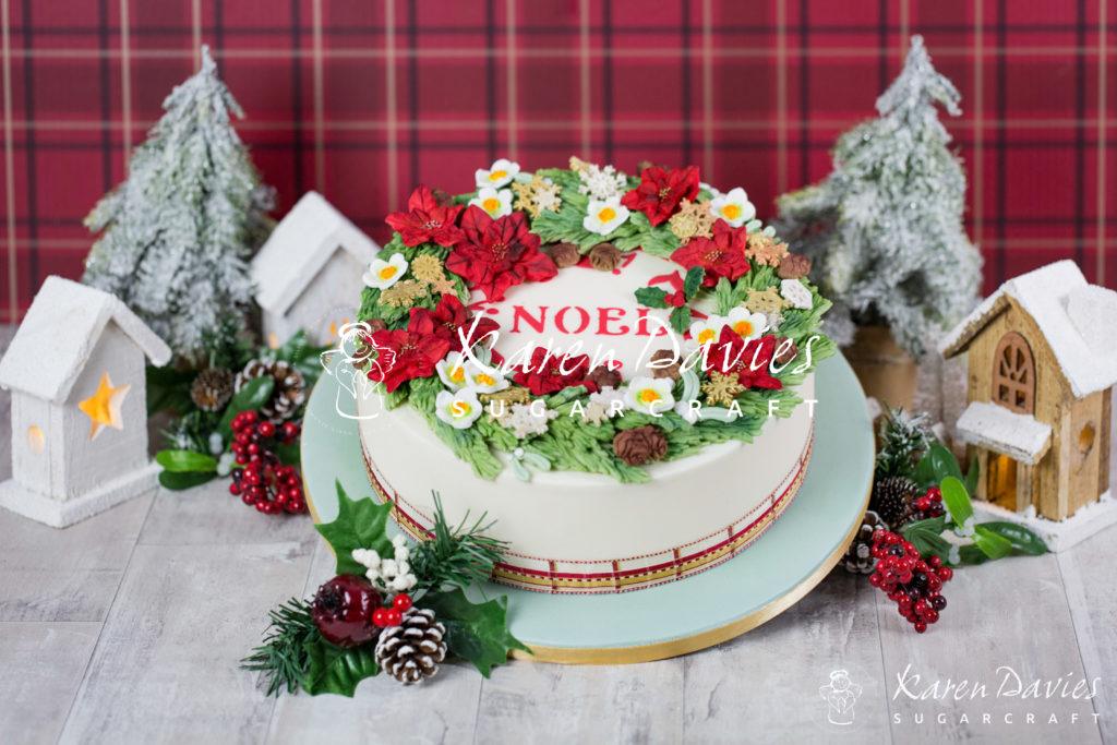 Winter Wreath Mould