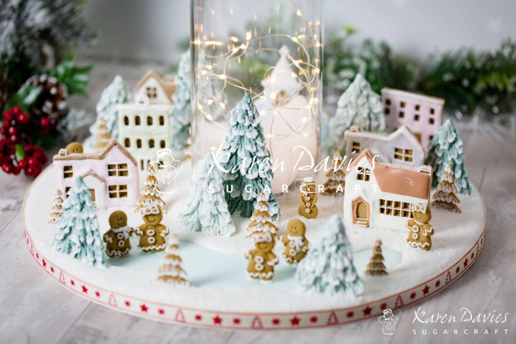 Winter Village Mould