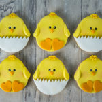 Cupcake Chick Mould