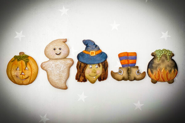 Halloween Cookie Mould