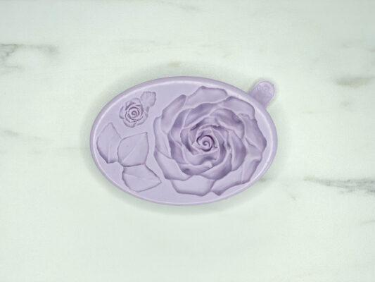 large Rose mould