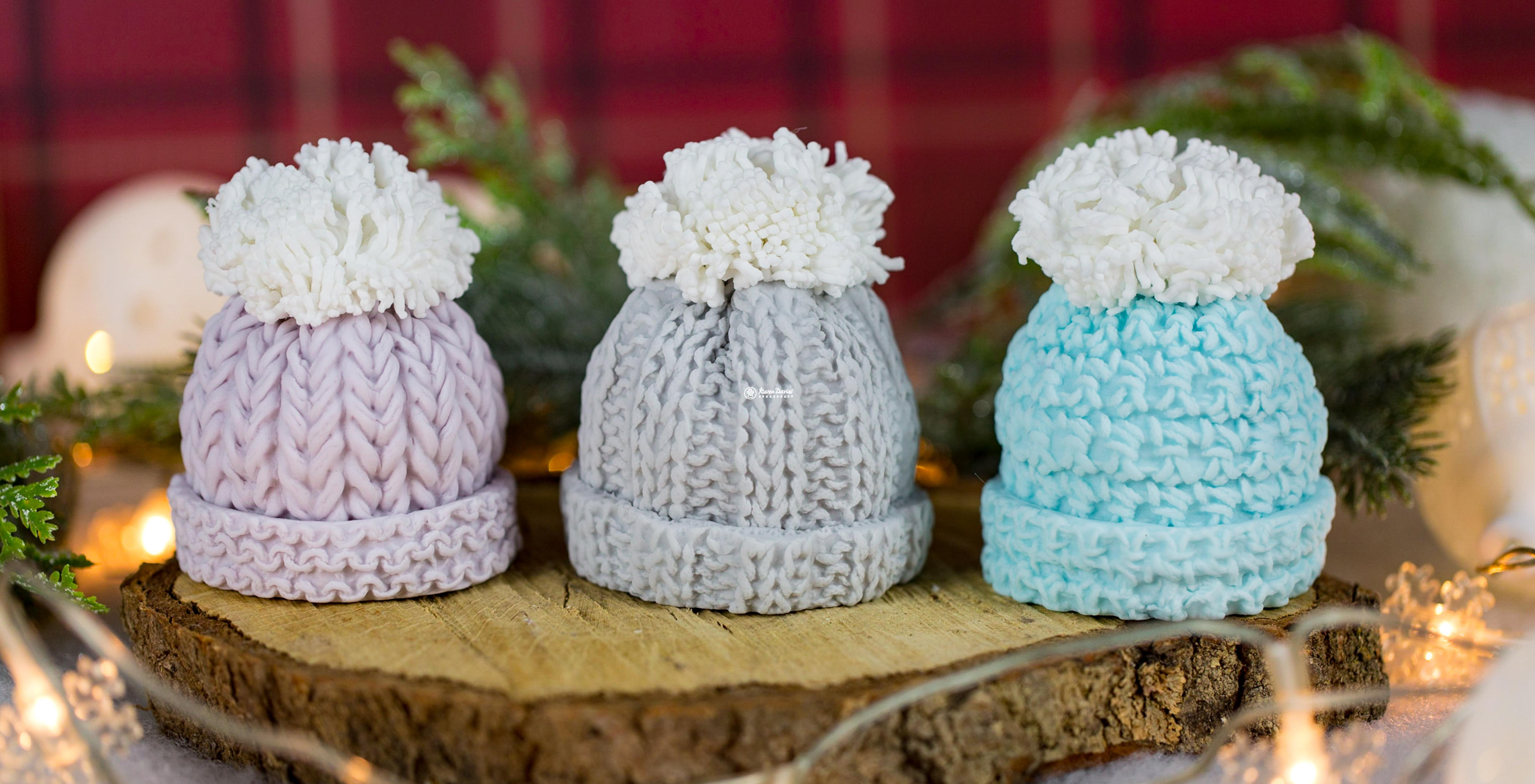 bobble hat moulds