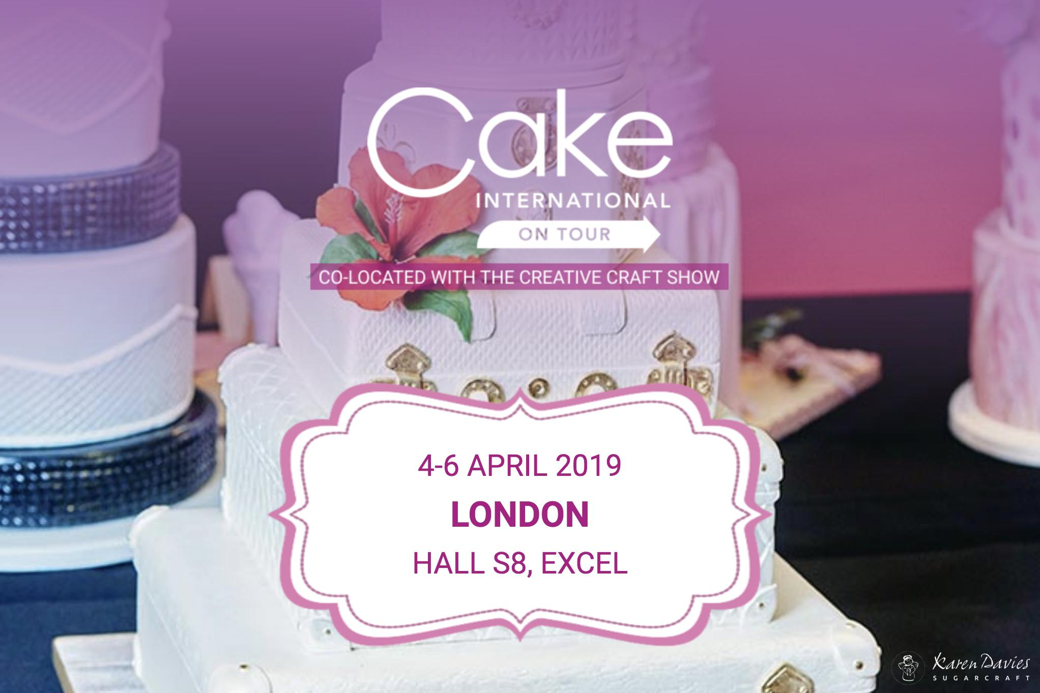 cake international london