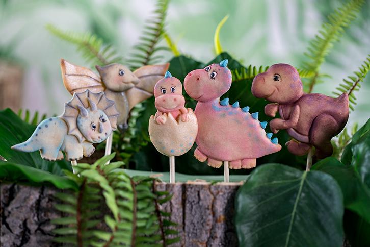 Dinosaur Cookie Mould