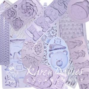Karen Davies Sugarcraft Moulds