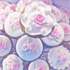 Cupcake Top - Rose Mould
