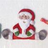 Sitting Santa Mould